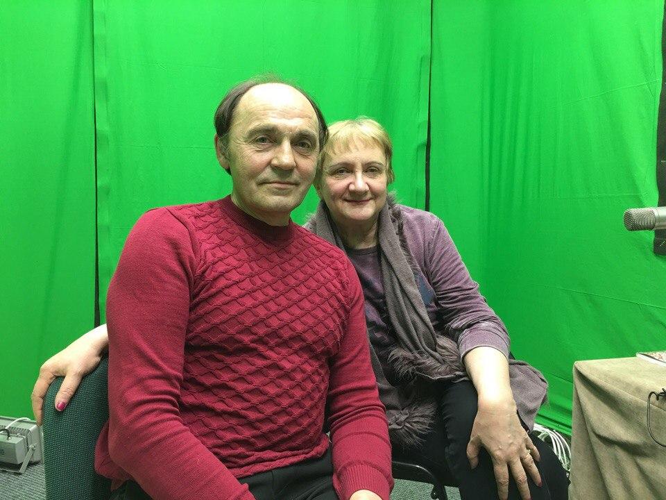 Н.Колычев на радио