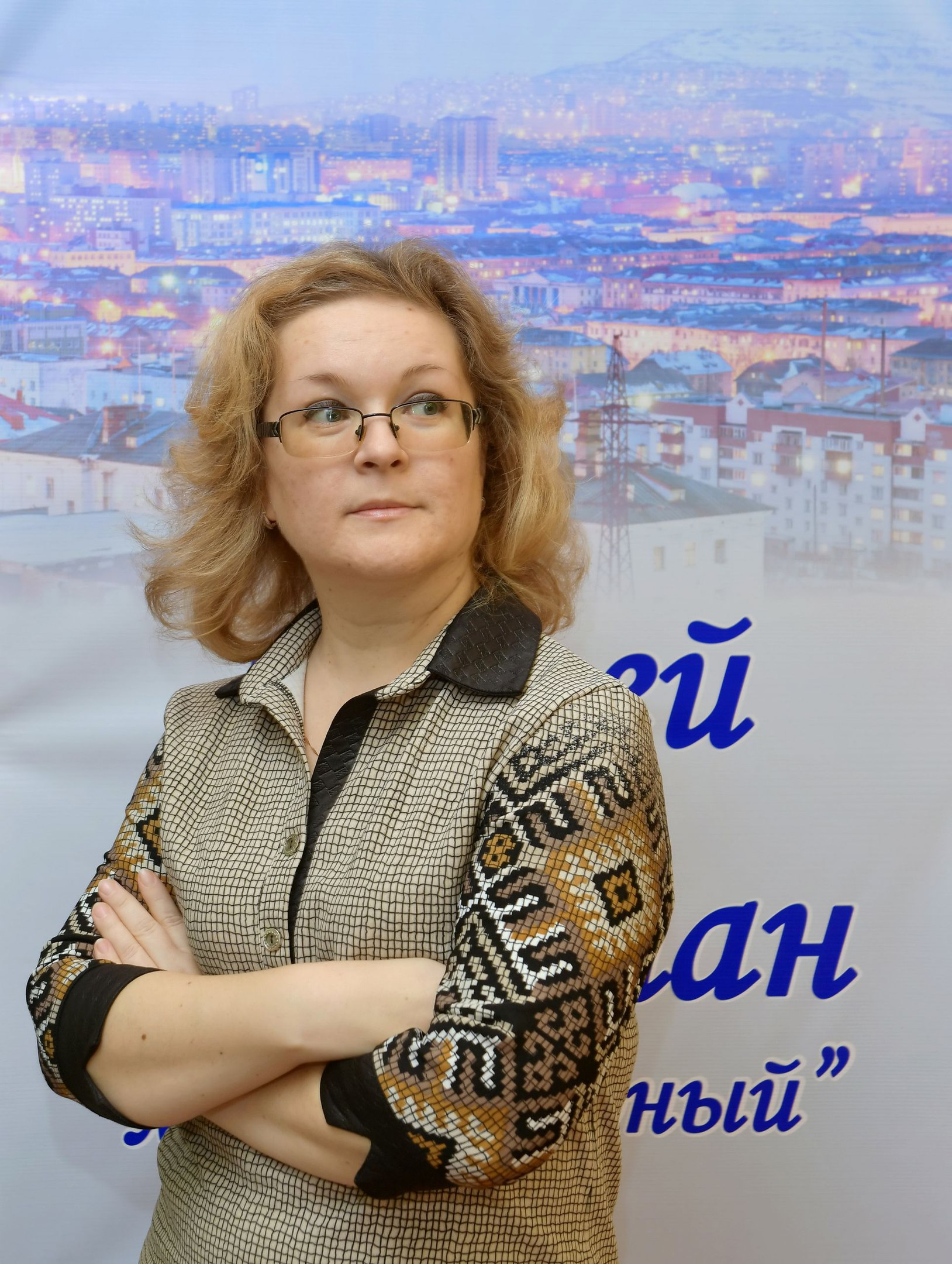 Галерея писателей в Мурманской областной детско-юношеской библиотеке